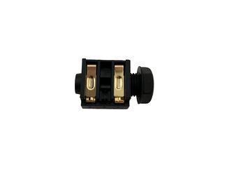 PRESA JACK MONO C/INT.P-6140 6,3mm C.S. 90o NYLON