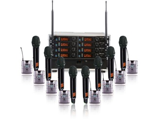 UF 20 - 8 Way All Racked Up System