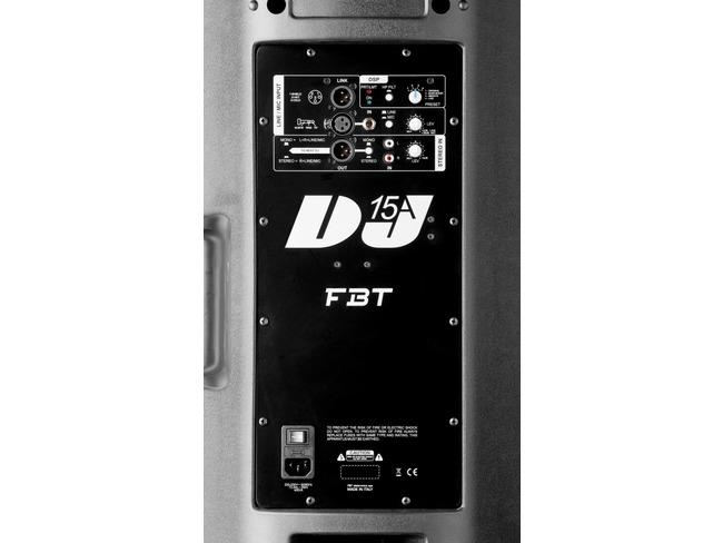 DJ 15A Active Speaker