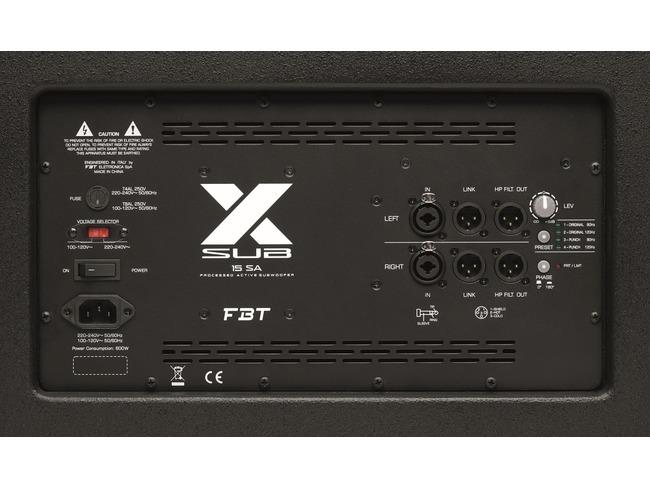 X-Sub 15SA